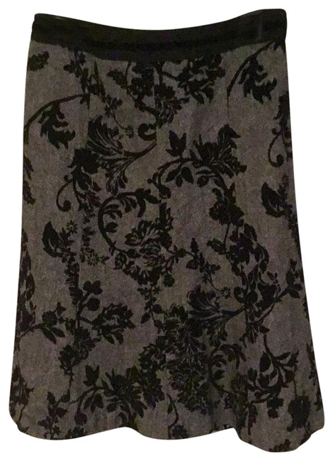 Item - Black and White Holiday Collection Skirt Size 4 (S, 27)