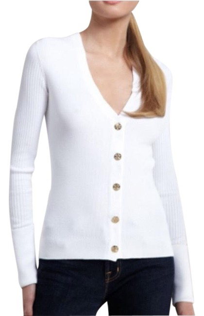 Item - Ribbed White Sweater