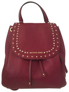 Michael Kors Riley Studded New With Tag Backpack