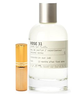 Le Labo Rose 31 Parfume EDP in 5ML Gold Signature Edition Travel Spray