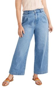 Madewell Trouser/Wide Leg Jeans