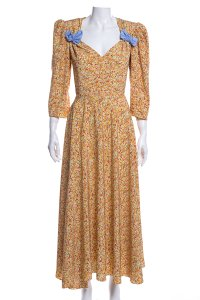 Multi Maxi Dress by Anna October