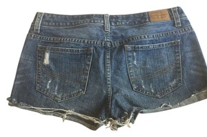 Aeropostale Denim Shorts-Medium Wash