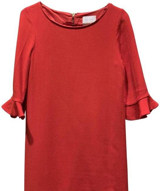 Item - Red Luna Mid-length Night Out Dress Size 4 (S)