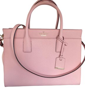Kate Spade Tote in Pink sunset
