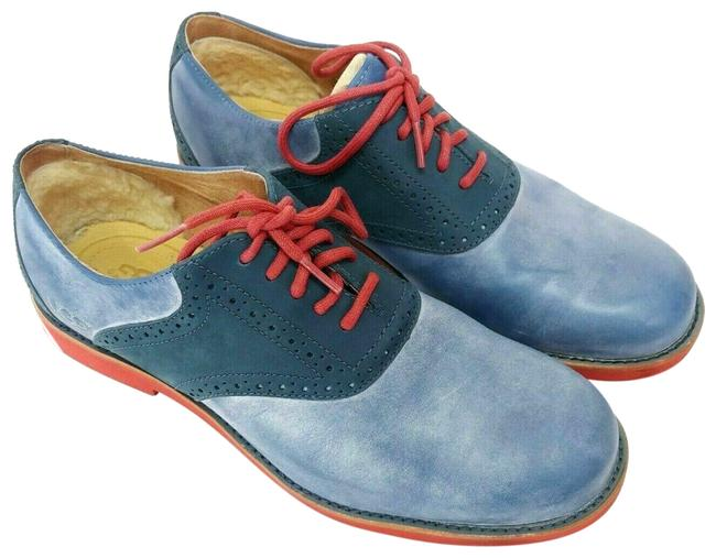 Item - Navy/Blue/Red Oxfords Holston Lace Model 1002479 Sneakers Size US 11 Regular (M, B)