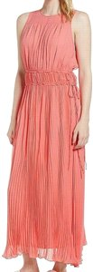 coral Maxi Dress by Lewit