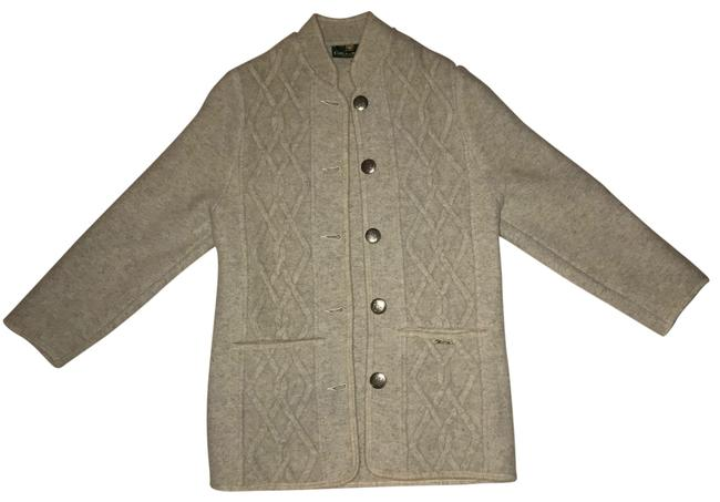 Item - Oatmeal Coat Size 8 (M)