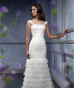 Mia Solano M1121z Wedding Dress