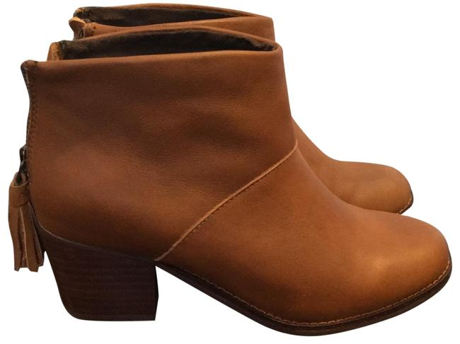 Item - Brown Boots/Booties Size US 5.5 Regular (M, B)