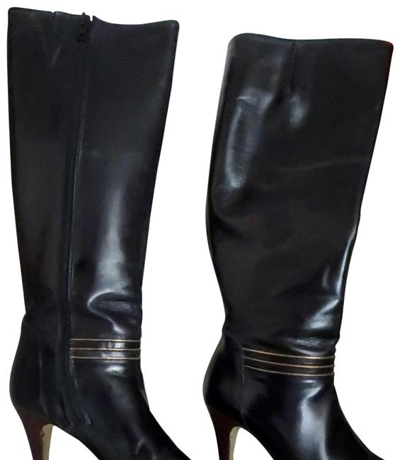 Item - Black Made In Spain Boots/Booties Size US 8.5 Regular (M, B)