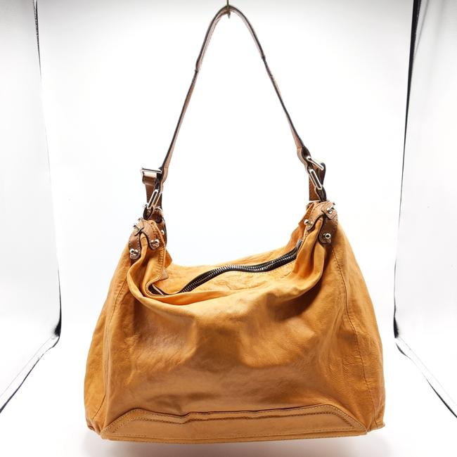 Item - Mustard Leather Tote