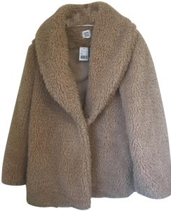 Somedays Lovin Teddy Comfortable Soft Fur Coat