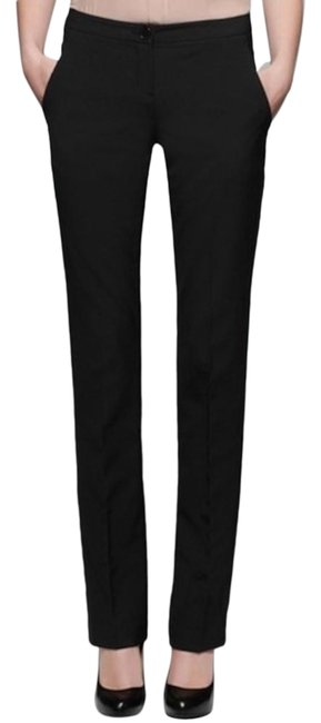 Item - Black Women's Rosel Tailor Straight Leg Pants Size 00 (XXS, 24)
