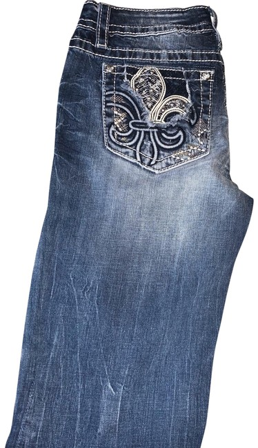Item - Blue Jeans Pants Size 4 (S, 27)