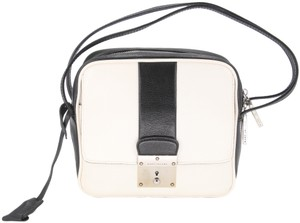 Marc Jacobs By Monogram Stella Mccartney Double Sided Influencers Satchel in White Black