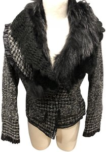 Dolce Cabo Jacket Fitted Fur Coat