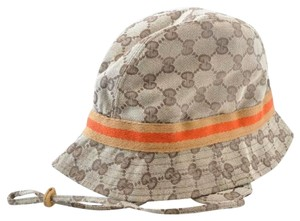 Gucci Gucci GG pattern ladies hat
