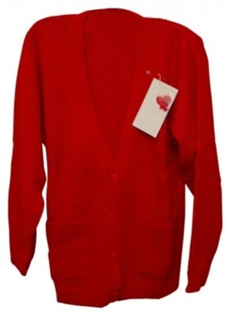 Preload https://item4.tradesy.com/images/belldini-red-4287-acrylic-cardigan-sweaterpullover-size-4-s-26493-0-0.jpg?width=400&height=650