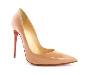 Christian Louboutin So Kate 120 Follies Pigalle Bb Nude Pumps