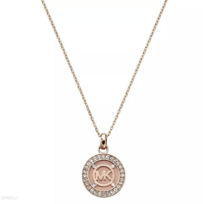 Item - Rose Gold Fulton Women's Heritage Crystals Necklace