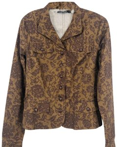 Peruvian Connection brown Jacket