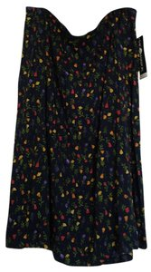 Sag Harbor Skirt Floral