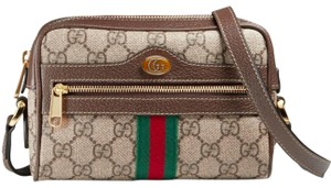 Gucci Tote Purse Supreme Cross Body Bag