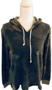Alternative Apparel Sweatshirt Small Hoodie Camouflage Sweater