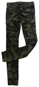 Guess By Marciano Skinny Pants Camo