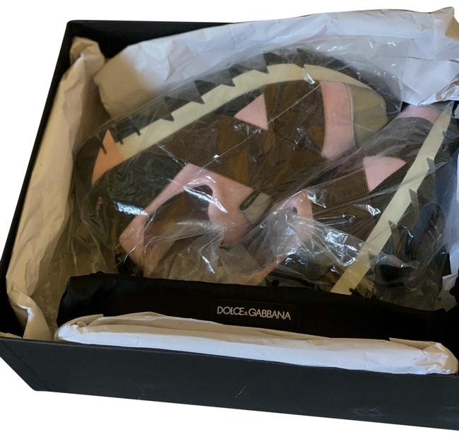 Item - Pink Black and Brown Neverfull Sneakers Size EU 35 (Approx. US 5) Narrow (Aa, N)