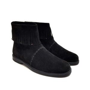 Henry Cuir Black Boots