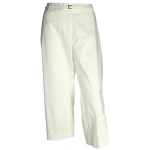 Charter Club 3x Plus Size Straight Pants White