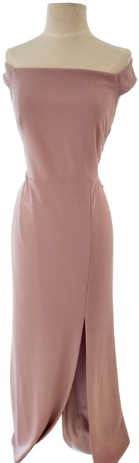 Item - Dusty Rose Style # 6806 Long Formal Dress Size 8 (M)