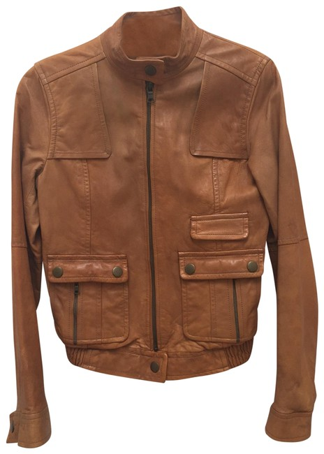 Item - Tan 54023 Jacket Size 4 (S)