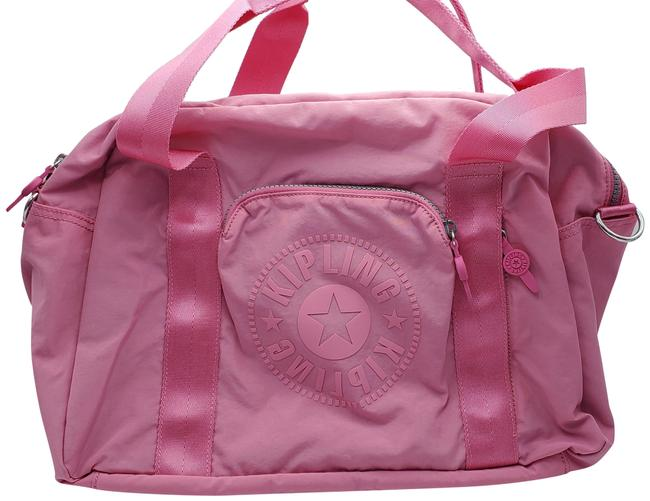 Item - Bag Dieter Gym Fancy Pink Combo Nylon Tote