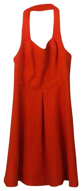 Item - Red Halter Top Short Casual Dress Size 2 (XS)