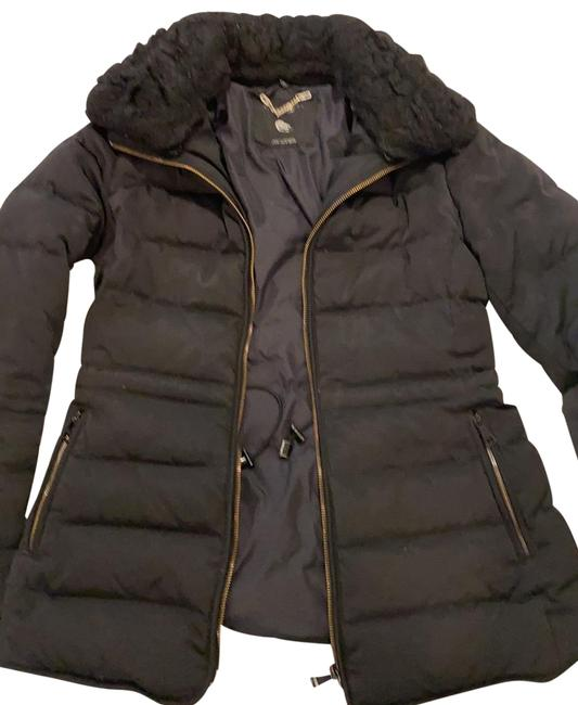 Item - Black Black Woman Down Jacket Coat Size 8 (M)