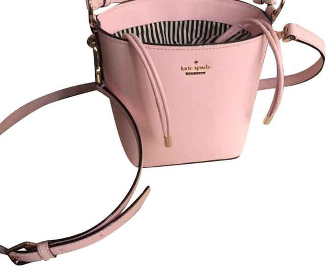 Item - Never Used Pink Leather Satchel