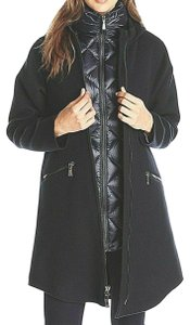 Dawn Levy Double Face Trench Coat
