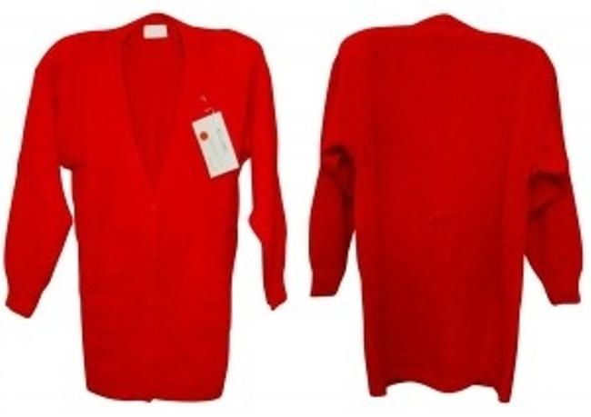 Preload https://item4.tradesy.com/images/belldini-red-4336-cardigan-acrylic-sweaterpullover-size-4-s-26498-0-0.jpg?width=400&height=650
