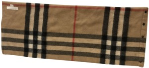 Burberry Burberry Cashmere Camel Check Snood Scarf- Beautiful Brand new..