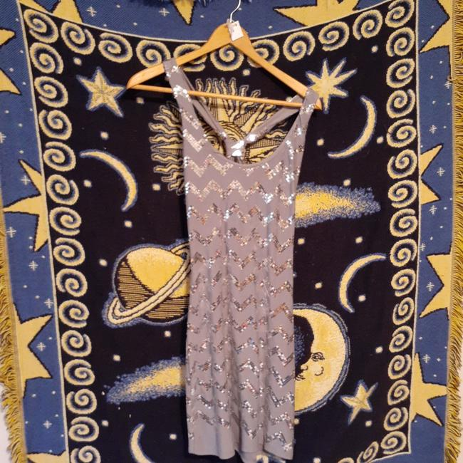 Item - Gray Na Mid-length Night Out Dress Size 8 (M)