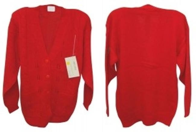 Preload https://item2.tradesy.com/images/belldini-red-4340-cardigan-acrylic-sweaterpullover-size-12-l-26501-0-0.jpg?width=400&height=650