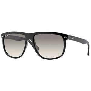 Ray-Ban RAY BAN RB4147 BLACK PLASTIC LIGHT GREY GRADIENT LENS SUNGLASSES
