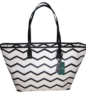 Ralph Lauren Tote in White