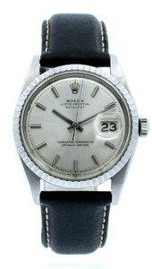 Rolex ROLEX Oyster Perpetual Datejust Stainless Steel 36mm Men's Watch