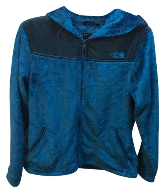 Item - Osito Hooded Blue Jacket Coat Size 6 (S)