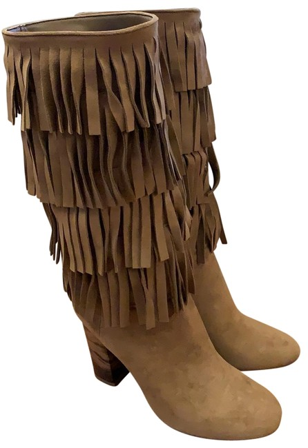 Burberry Tan Jazmine Boots/Booties Size EU 36 (Approx. US 6) Regular (M, B) Burberry Tan Jazmine Boots/Booties Size EU 36 (Approx. US 6) Regular (M, B) Image 1