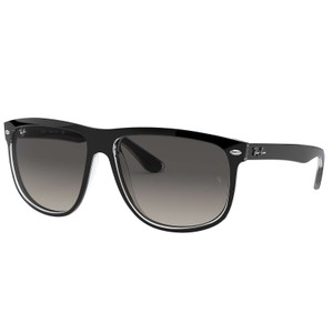 Ray-Ban RAY BAN RB4147 BLACK PLASTIC GREY GRADIENT LENS SUNGLASSES